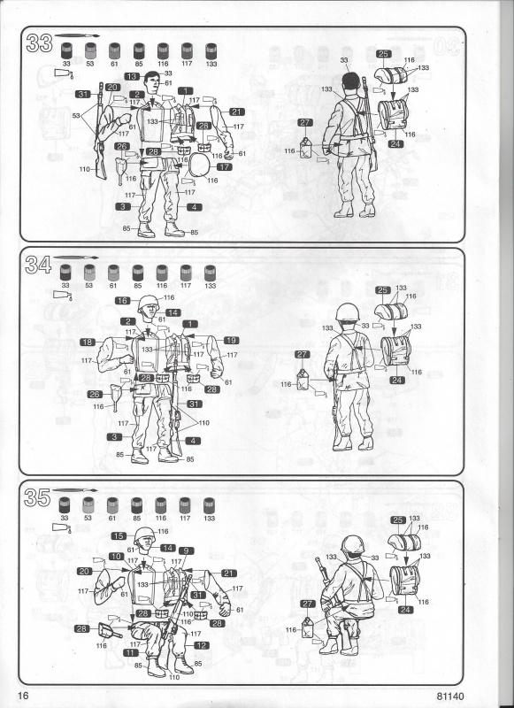AMX 13 VCI 1/35ème Réf 81140 591442VCI016