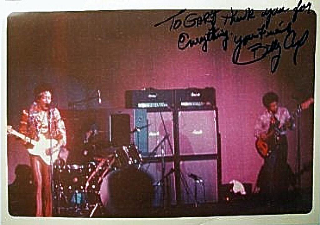Milwaukee (Milwaukee Auditorium) : 1er mai 1970   59153219700501Milwaukee03