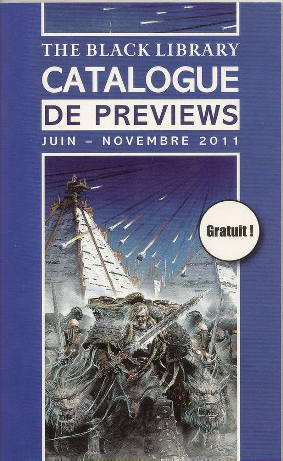 News de la Black Library (France et UK) - 2011 - Page 3 592325Catalogue1