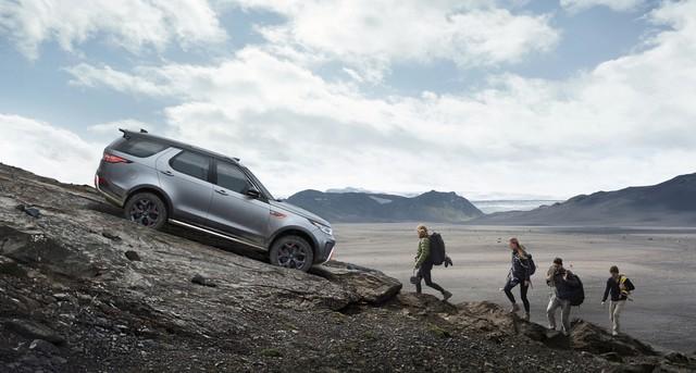 Nouveau Discovery SVX : Land Rover dévoile son champion tout-terrain au Salon de Francfort 592788l46219mysvx023glhd