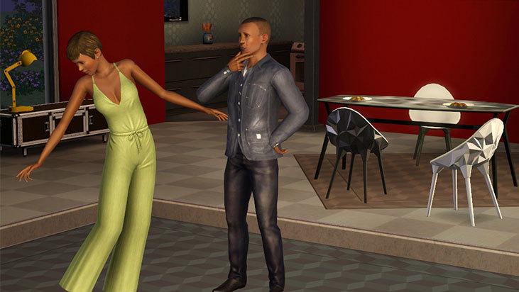 Les Sims™ 3 : Diesel Kit 59310171080screenshot04