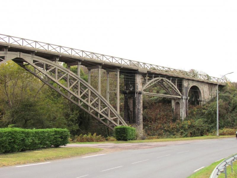 Chemin de fer des Côtes du Nord - le viaduc de Caroual (Erquy) 593201IMG6517