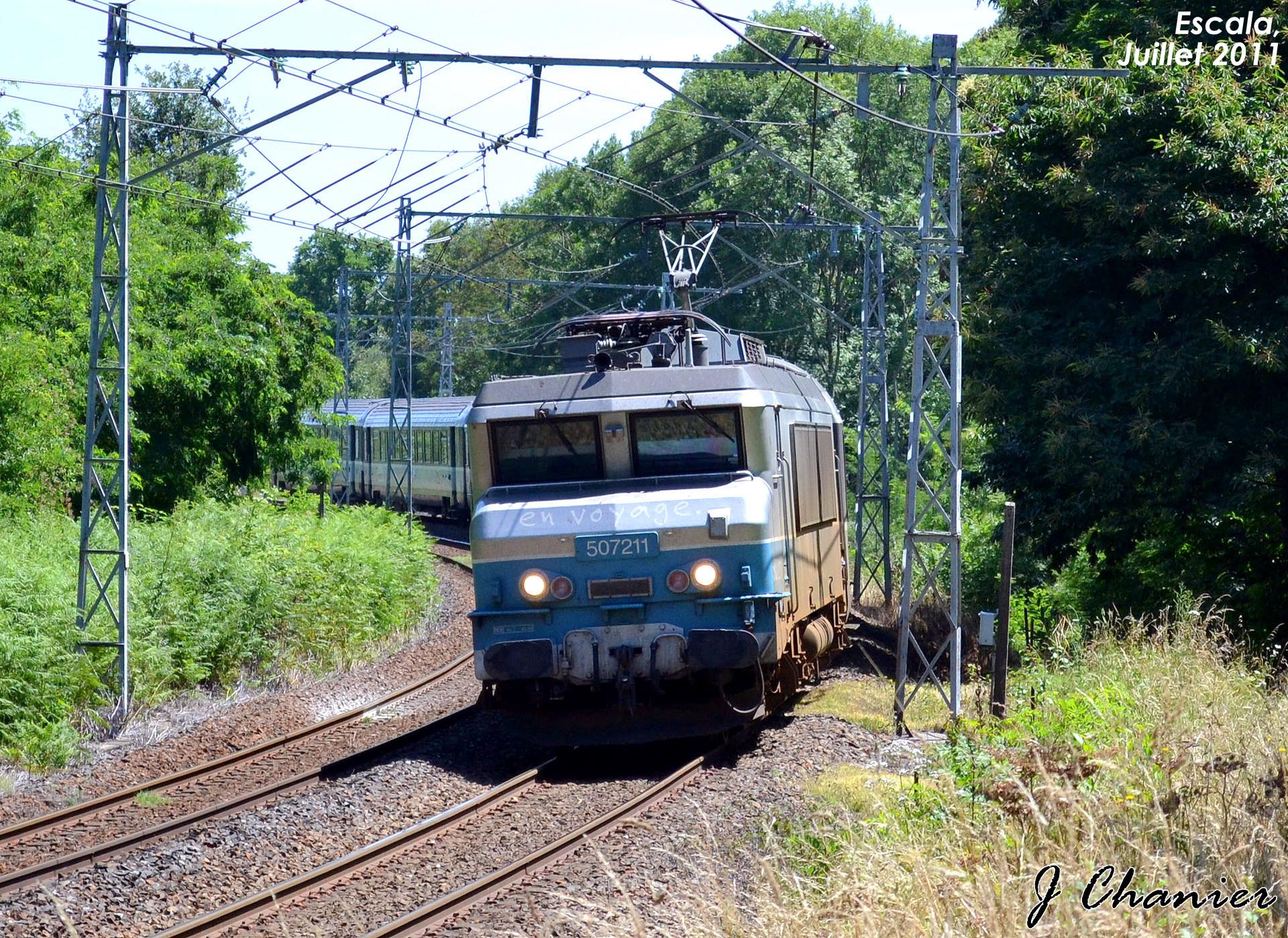 Album Photos sur la Transervale Pyrénéenne (Tome 1) - Page 2 593548CICTEBYE7211ESCALA
