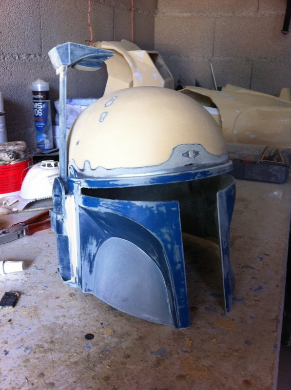 CUSTOMISATION CASQUE JANGO FETT 593587IMG4153