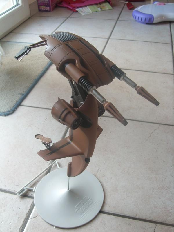 STAR WARS : STAP battle droid 594035SL270384