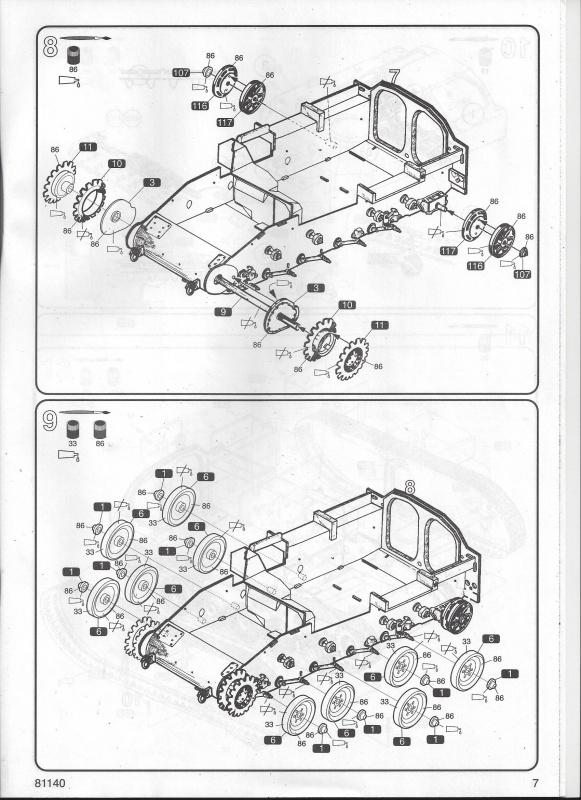 AMX 13 VCI 1/35ème Réf 81140 594900VCI007