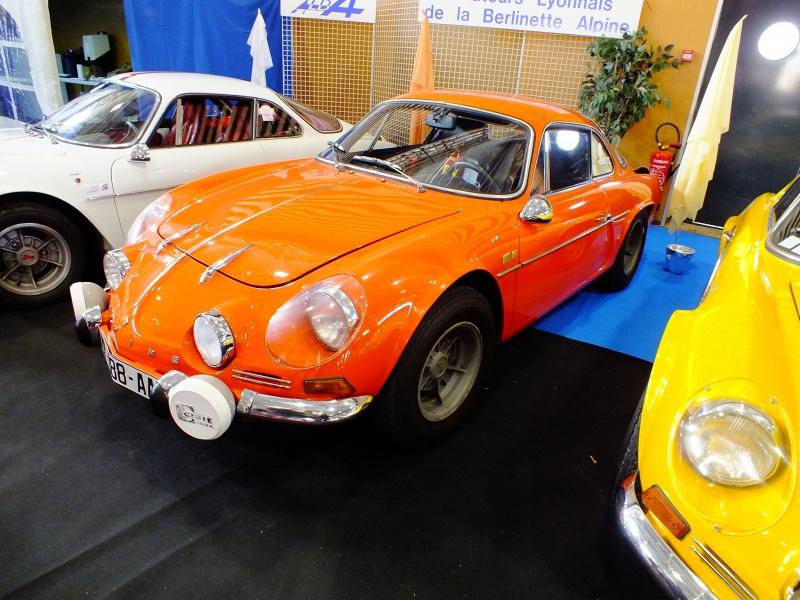 Salon de Lyon Epoqu'Auto, éditioin 2016. 594993DSCF6342