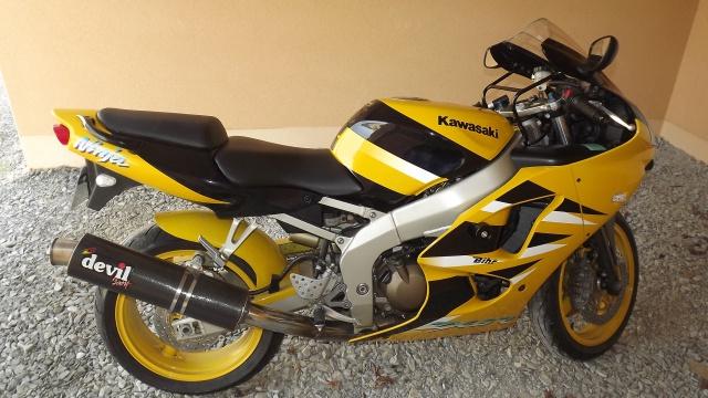 Kawasaki ZX-6R 2001 595676DSCF1724