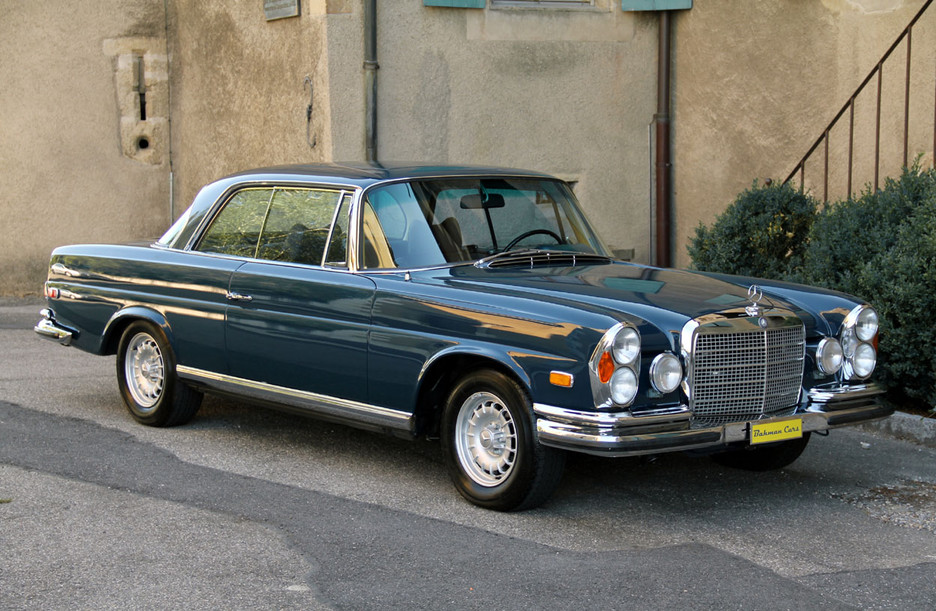 une splendide et magnifique Mercedes-Benz w111 coupé vendue par Bahman Cars - Page 2 595918mbw1110027