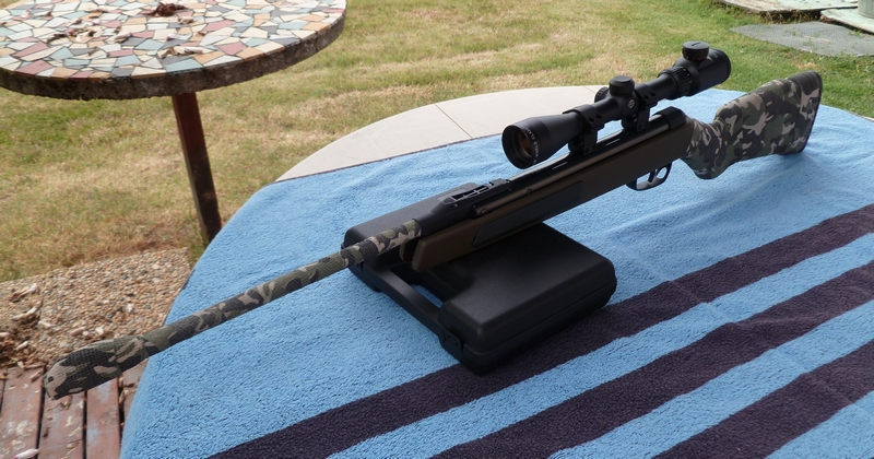 KorteX - Mes Armes 596119Gamo1