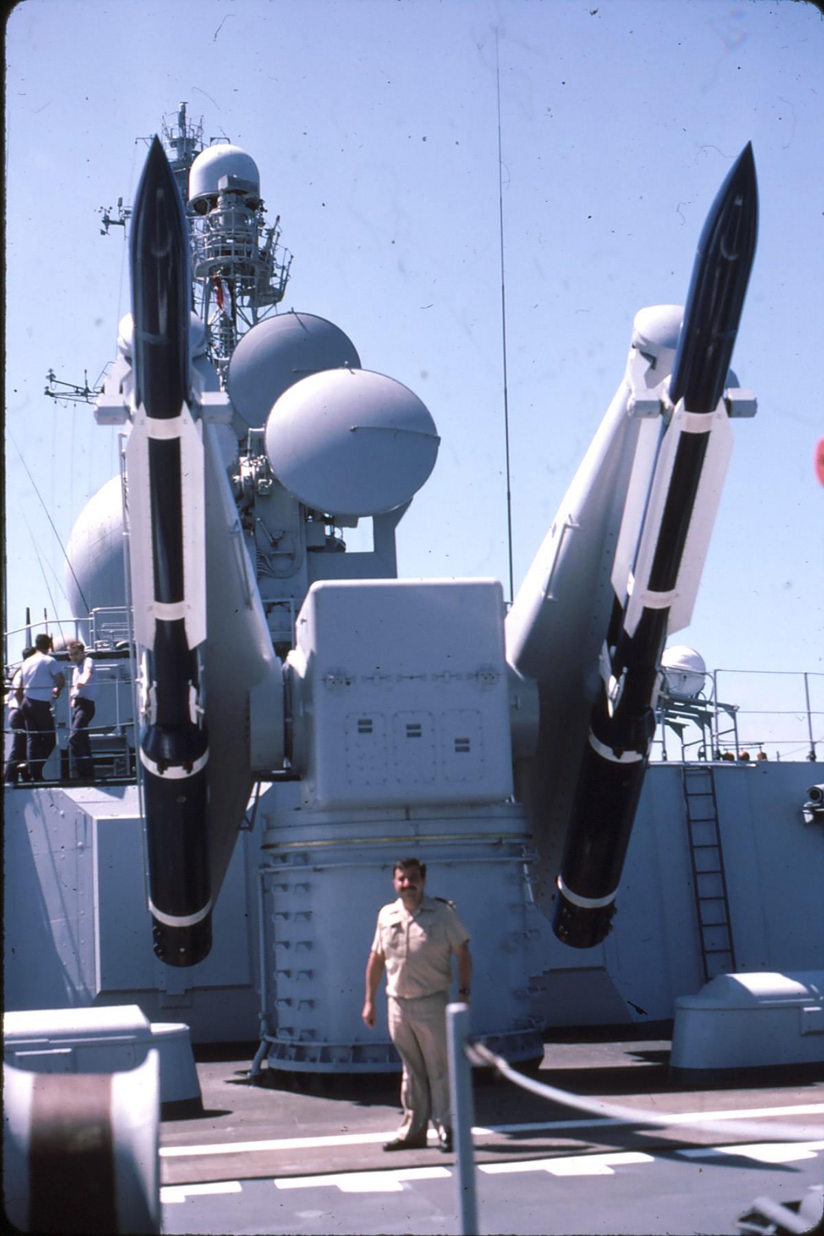 [ Les armements dans la Marine ] Missile MASURCA 596458SanstitreNumrisation10