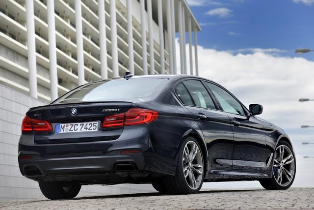 La nouvelle BMW M550i xDrive 596611P90244777highResthenewbmwm550ixd