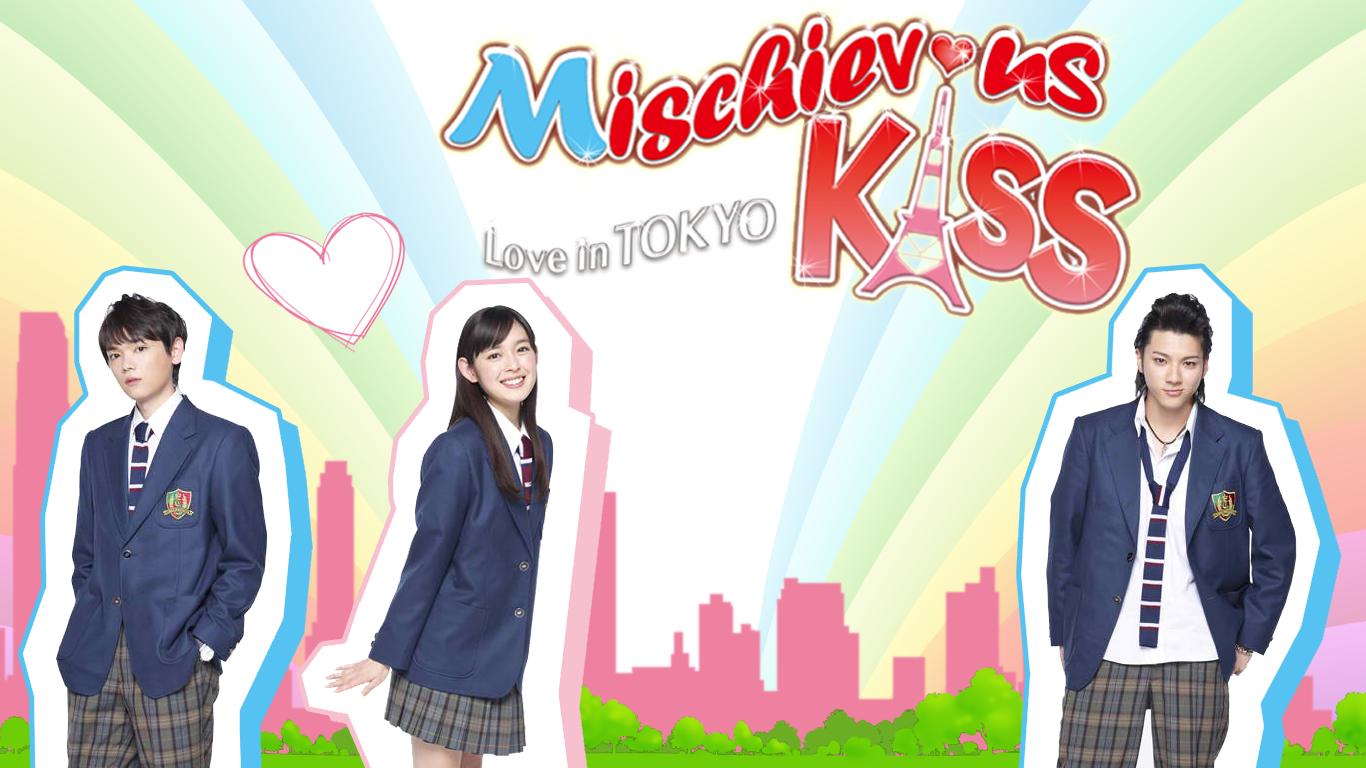 [J-Drama]  Mischievous Kiss; Love In Tokyo 597301wall5