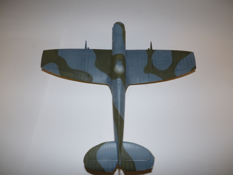 [TAMIYA] SUPERMARINE SPITFIRE MK IX INDOCHINE 1948 1/32ème Réf 60320 597620P1010139