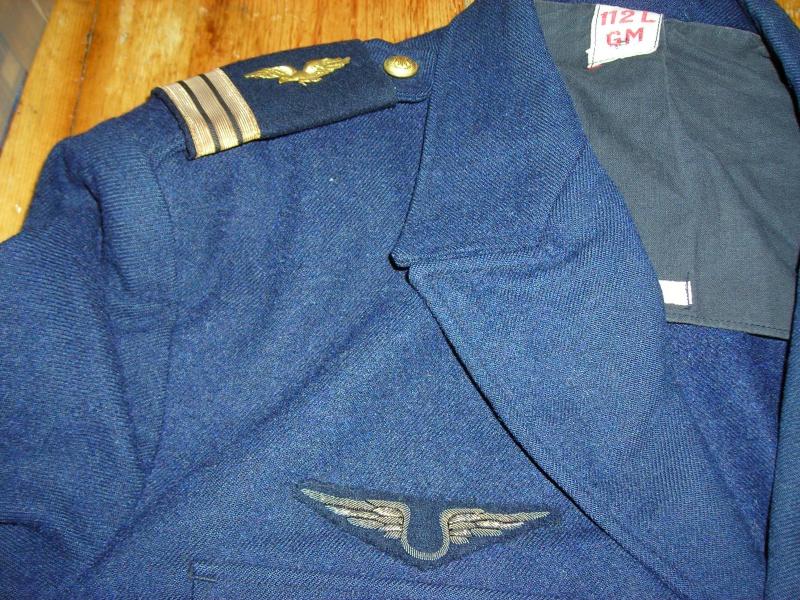 Blouson modéle 46 de l'Armée de l'Air  600151DSCN1250