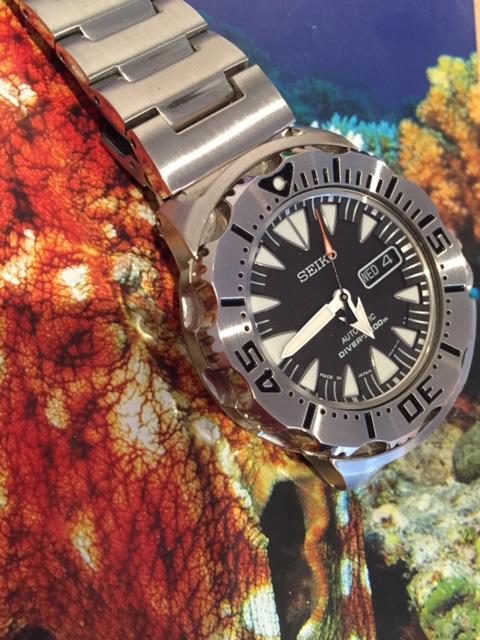 Votre montre du jour - Page 32 600334Monster12