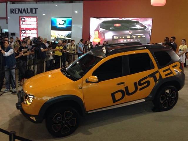 salon de Johannesburg 2013 : Le Duster Détour concept dévoilé 600527RenaultDusterDetourConceptPics11