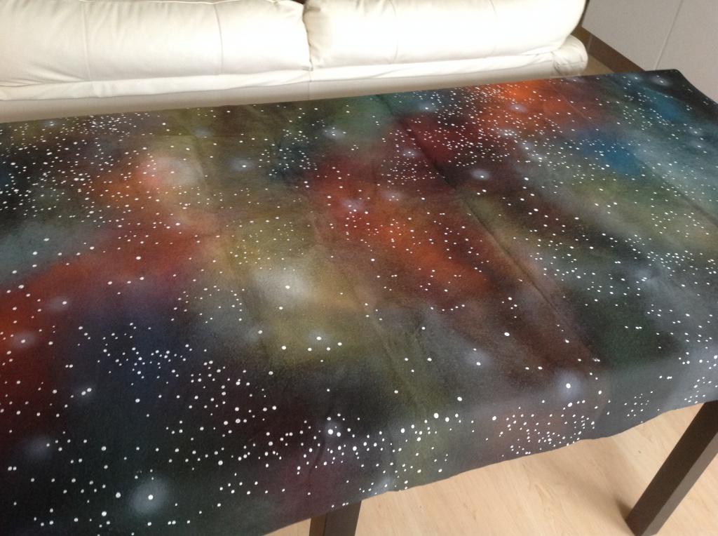 "[VENDU] Tapis de jeu Hotz Mats ""Enhanced Deep Space"" (183x114 cm) 60120220150814075218"
