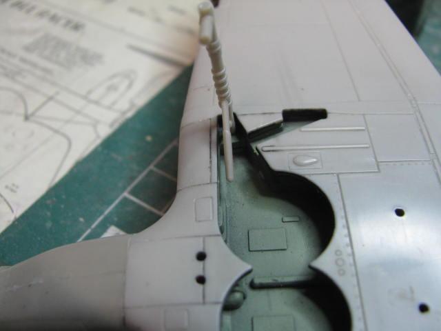 Hawker Hurricane Mk IId Trop 6 Sqn 1942 Hobbycraft 1/48.... Terminé! 601419IMG0938