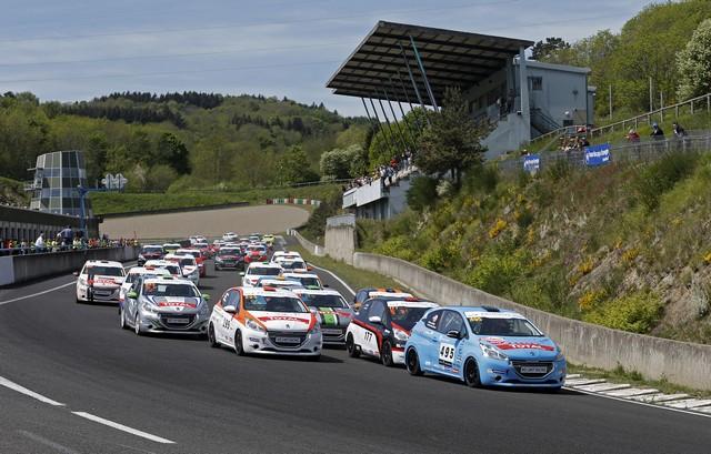 Un Week-end Perché Pour Les Rencontres Peugeot Sport ! 602703554f9df173781
