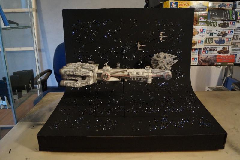 STAR WARS : Diorama Flotte rebelle - Page 4 603177DSC00796