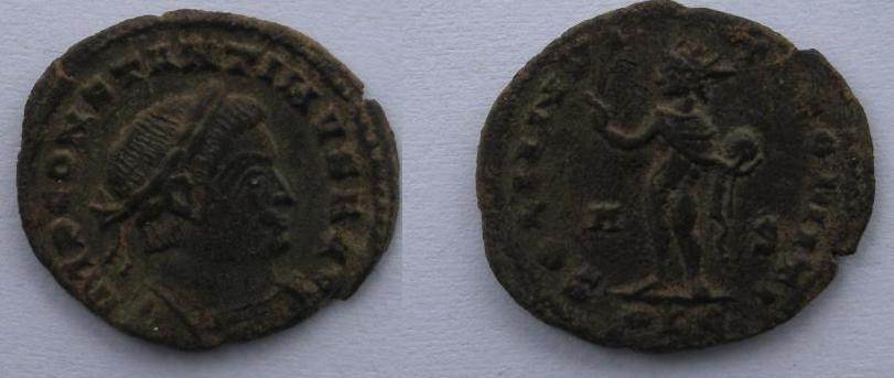Nettoyage des monnaies romaines .... 604236cons2