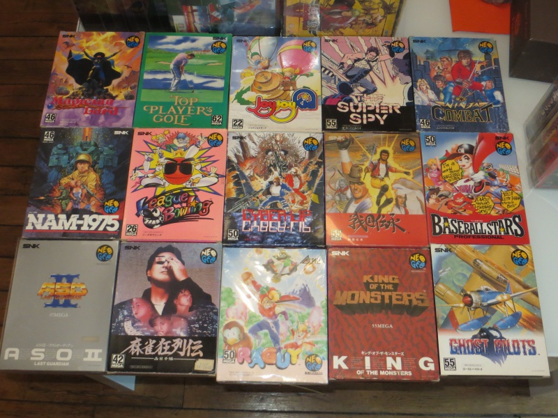 florent1980 La collection Neo Geo AES et MVS! 605091IMG0871