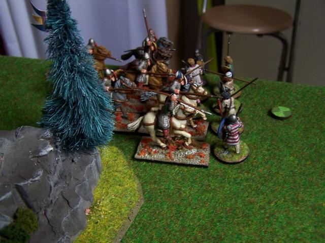 Danois, Saxons et Normands 6056231007652