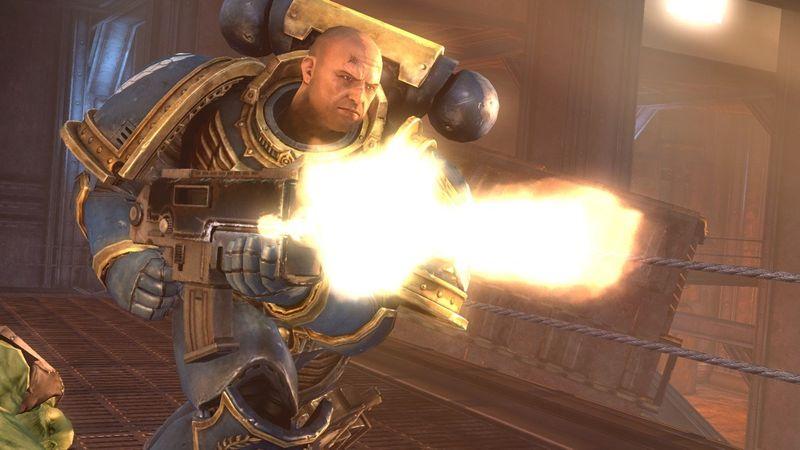 [Jeu vidéo] Warhammer 40.000 : Space Marine 605712SM1