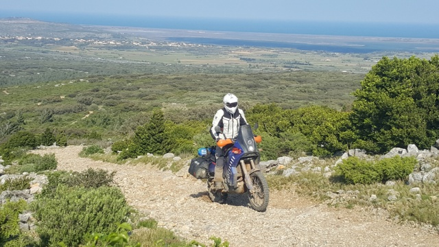Ultimate Off Road 2016 : de Millau a Collioure, 1000 bornes de pistes en maxi trail 605862selectionUOR201619