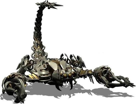 Concept Art des Transformers dans les Films Transformers - Page 3 607473062scorponok
