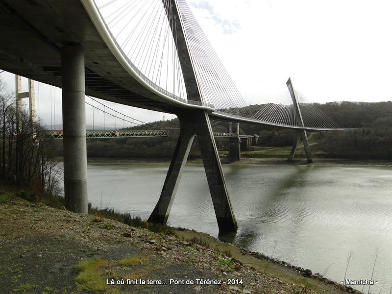 Térénez et son pont 607594SizunCrozonCamaretLandevenec309