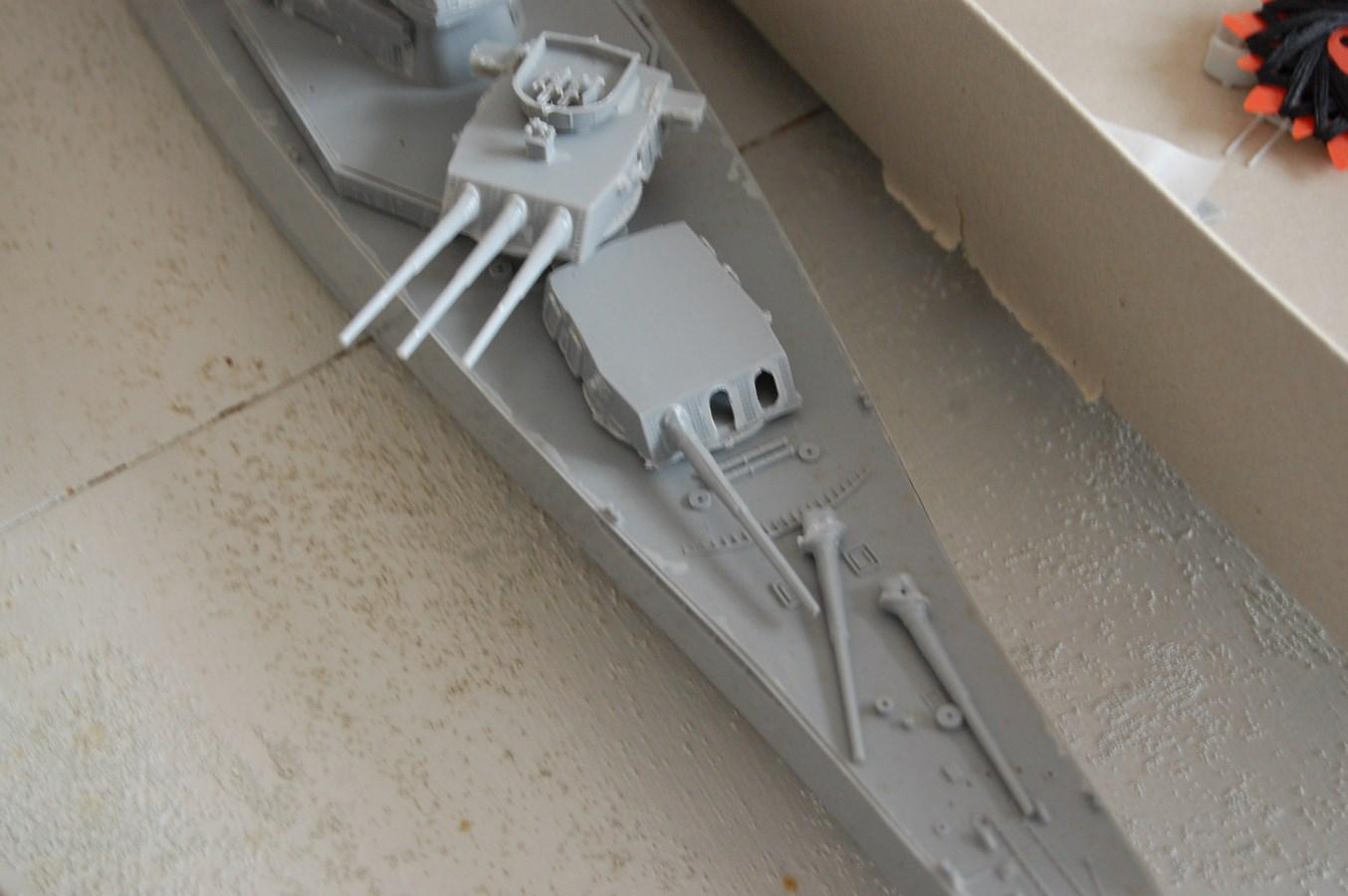 Revell USS Missouri BB-63 par EricAlain 607981Missouri4Copier