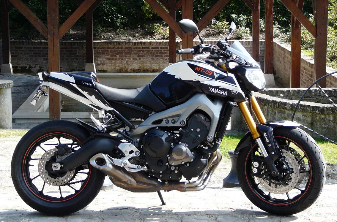 Photos de toutes les Yamaha MT-09 du forum ! :) 610048YDiablo