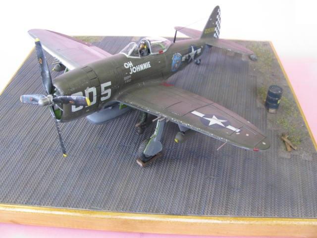Restauration P-47D Monogram 1/48 .......Terminé!  - Page 2 610272IMG6036