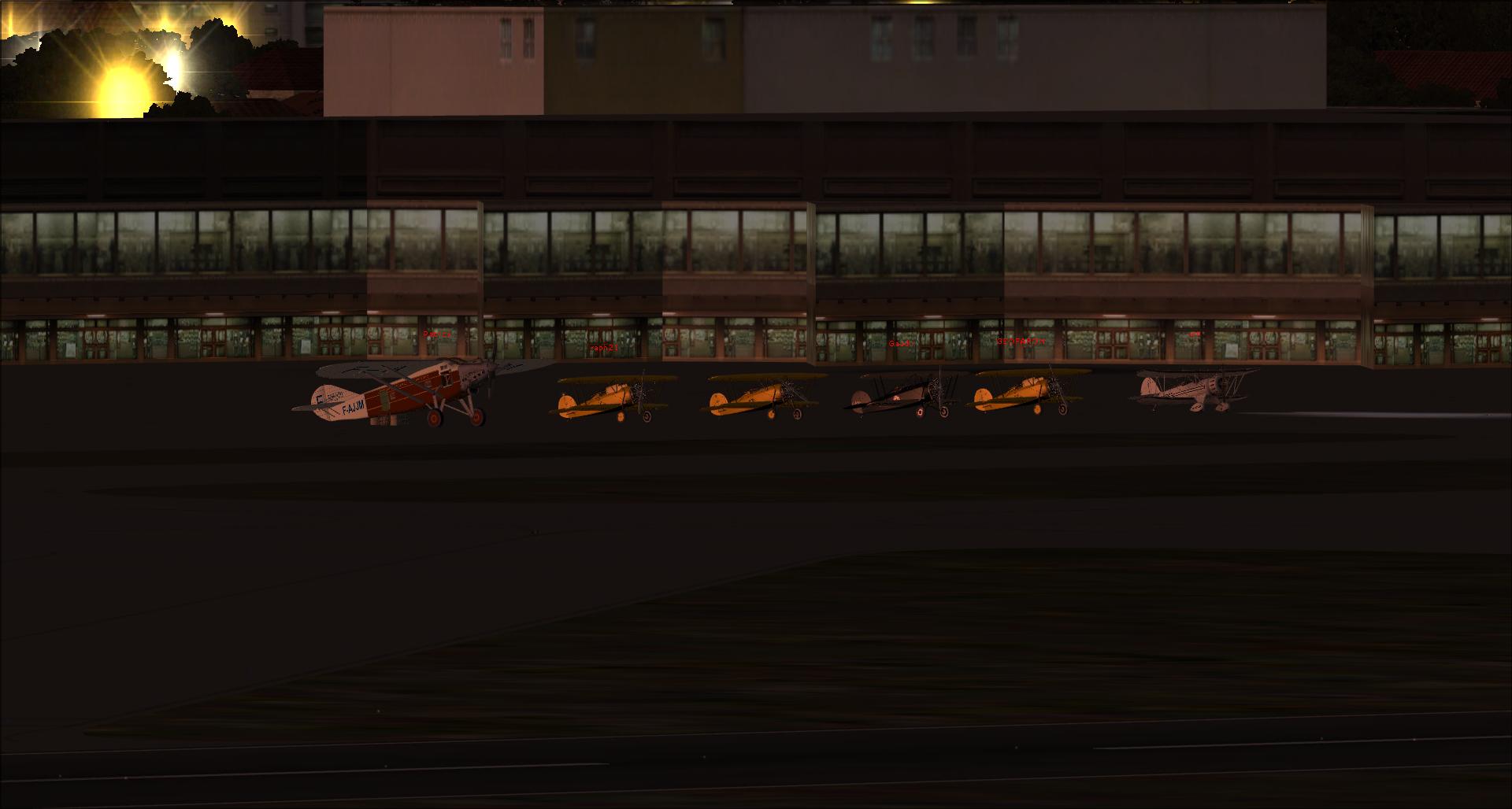 Clichés de la première étape de l'Aéropostale 6109452013927232631422