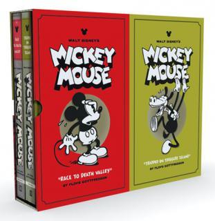 L'Âge d'Or de Mickey Mouse • Intégrale Floyd Gottfredson [Glénat - 2011] 611169bookcovermmx123d