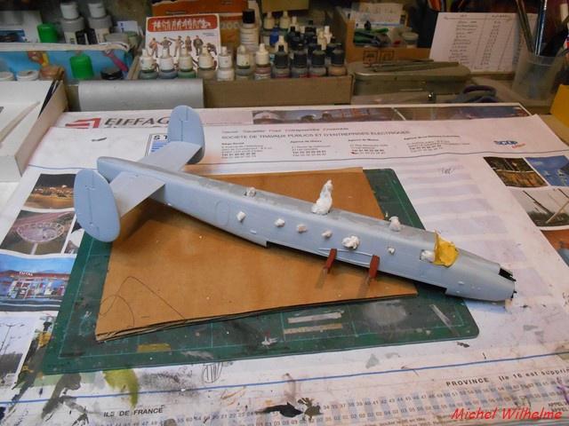 Avro  Shackleton MR .mk2 611574DSCN9530Copier