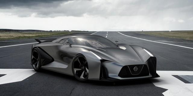 Le Nissan Concept 2020 Vision Gran Turismo Devient Réalité  61246212130815