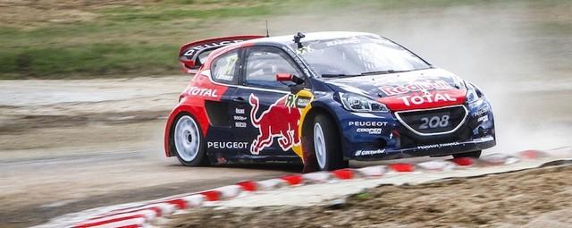 Rallycross : La PEUGEOT 208 WRX triomphe à domicile avec Timmy Hansen ! 612479IMG5134excopie