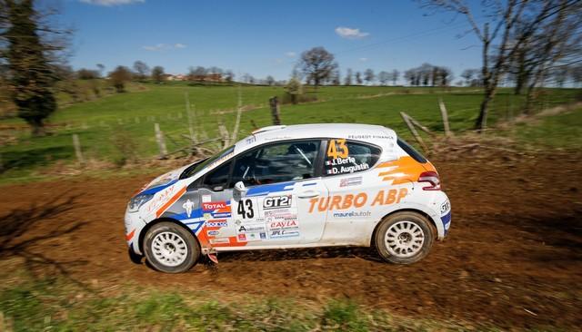 208 Rally Cup : Le Plein De Points Avant La Trêve ! 6127785523bb42a739d