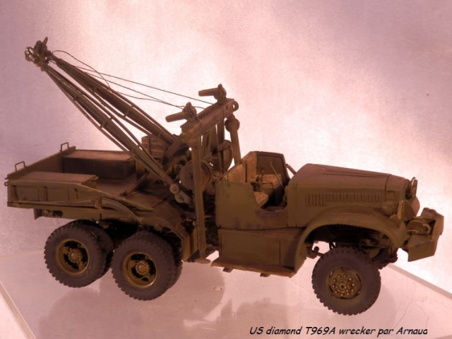 US Diamond T969A wrecker (Mirror Models 1/35) - Page 2 613136P1200040