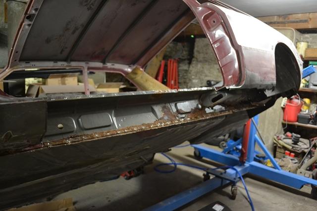 Scirocco TS en restauration complète ! - Page 5 613801DSC87841