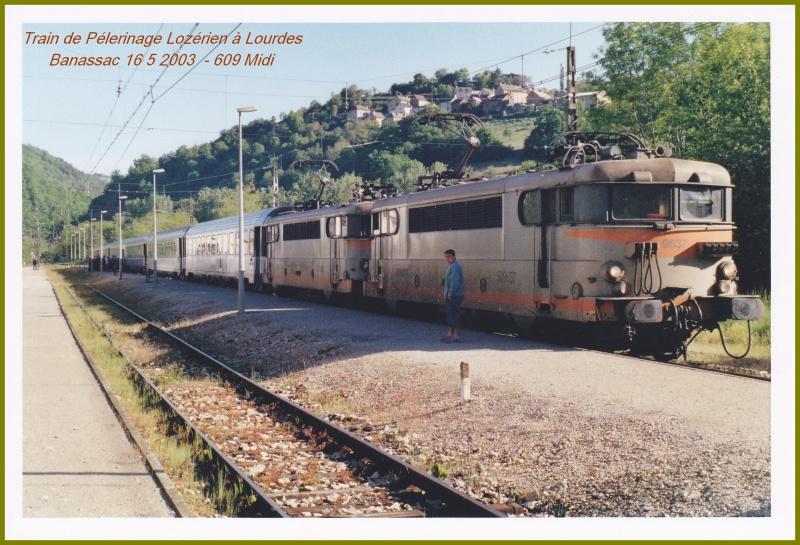 Dernier Tr de Pélerin Lozérien à Lourdes  614171BanassacTrPlerinageStChlyLourdes1652003