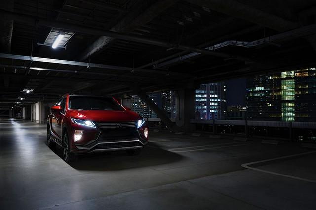 Mitsubishi Motors présentera son SUV compact Eclipse Cross en première mondiale au salon international de l'automobile de Genève 2017 - Mardi 28 Février 2017 614681img011