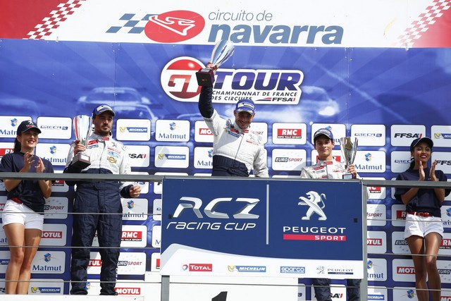 RCZ Racing Cup : Comte Retrouve La Première Place En Espagne ! 6150205606ea4ea9991