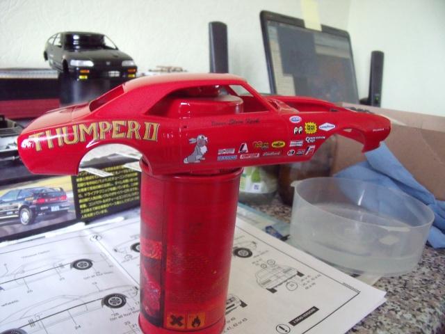 Pontiac Firebird '68 Drag' Version. 615359DSCF39041