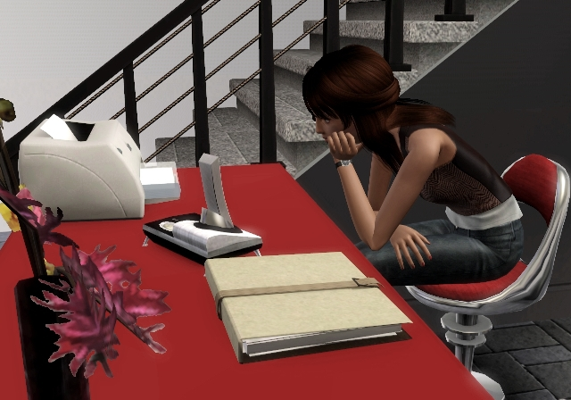 """[Terminé] Sims Histoires de Jobs """"Au bureau"""" - Page 17 615543Screenshot10"""