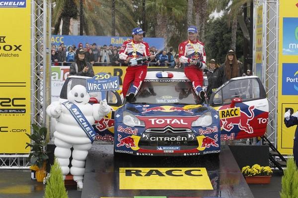 WRC Rallye d'Espagne 2012 :Victoire de Sébastien Loeb et Daniel Elena 6161152012rallyeespagneSbastienLoebDanielElena