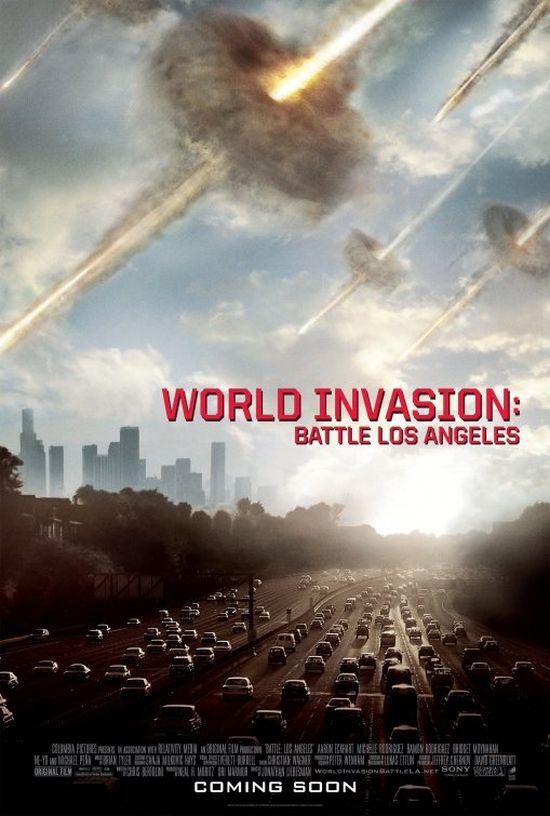 Invasion aliens ? World Invasion : Battle Los Angeles 617310WorldInvasionBattleLosAngeles